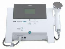 Novo Sonic Compact 3Mhz HTM - Aparelho de Ultrassom para Estética