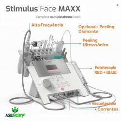 Novo Stimulus Face Maxx Completa Multiplataforma Facial e Corporal