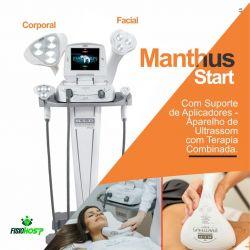 Manthus Start com suporte de aplicadores ou  Rack Opcional