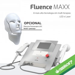 Fluence Maxx  Equipamento de Fototerapia por Laser e Led