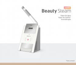 Novo Beauty Steam -  Vapor de Ozônio Bivolt.